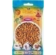 Hama Hama Strijkkralen 0021 lichtbruin 1000 st.