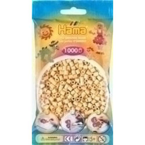 Hama Hama Strijkkralen 0027 beige 1000 st.