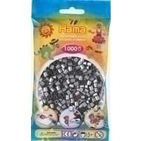 Hama Strijkkralen 0062 Zilver 1000 st.