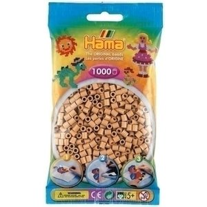 Hama Hama midi strijkkralen lichtbruin 0075 1000 stuks