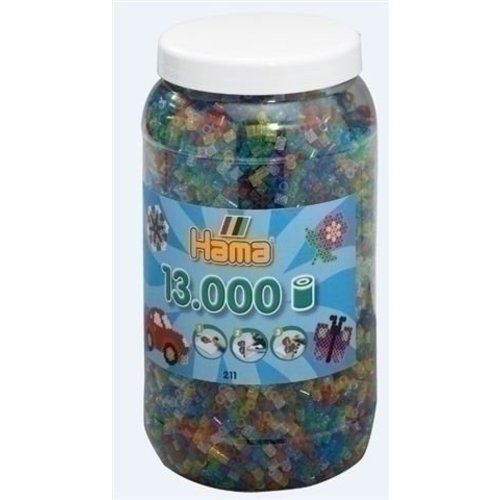 Hama Hama strijkkralen 13000 glitter