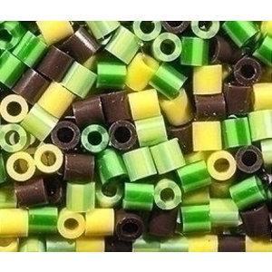 Perler Perler strijkkralen 1000 st Garden Stripe Mix 15166