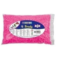 Playbox midi strijkkralen roze 6000 stuks