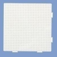 Hama grondplaat vierkant koppelbaar wit 234