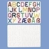 Hama Strijkkralen Grondplaat Letters 272