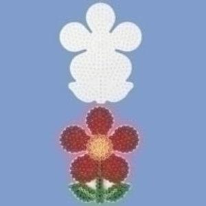 Hama Hama Strijkkralen Grondplaat Bloem 299
