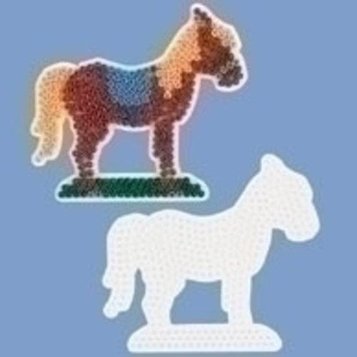 Hama Hama Strijkkralen Grondplaat Paard 281