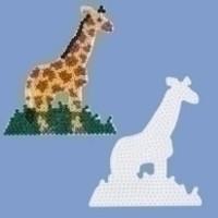 Hama Strijkkralen Grondplaat Giraffe 292