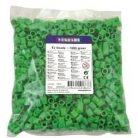 Playbox XL Strijkkralen Groen 1000 stuks