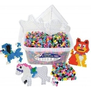 Playbox Playbox XL strijkkralen box 6000 stuks
