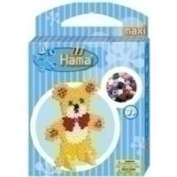 Hama maxi strijkkralen Beer 8761