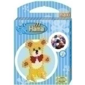 Hama Hama maxi strijkkralen Beer 8761