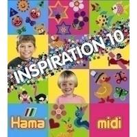 Hama midi strijkkralen patronen voorbeeldboekje 10