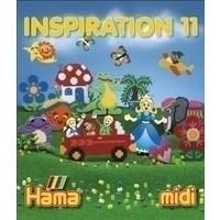 Hama midi strijkkralen patronen voorbeeldboekje 11