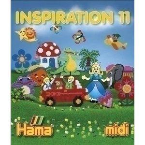 Hama Hama midi strijkkralen patronen voorbeeldboekje 11