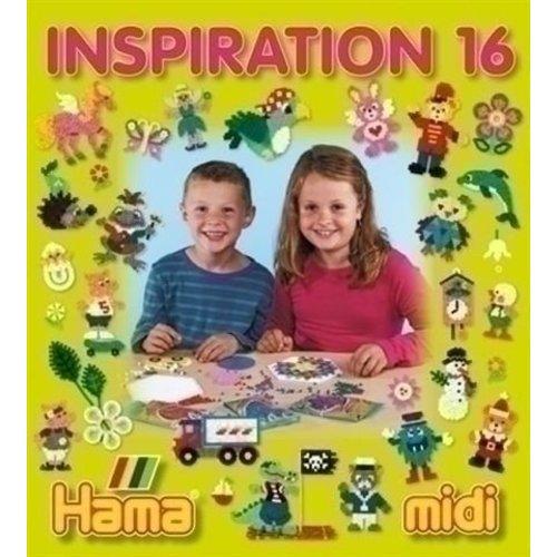 Hama Hama strijkkralen voorbeeldboekje 16