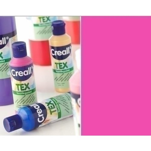 Creall Creall textielverf cyclaam 80 ML