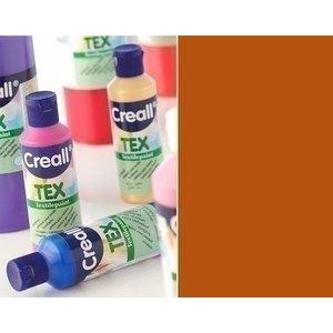 Creall Creall textielverf bruin 80 ML