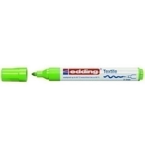 Edding Edding 4500 Textielstift Lichtgroen 011 2-3 mm