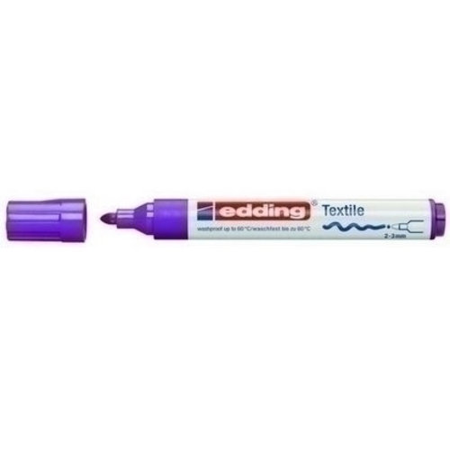 Edding Edding 4500 Textielstift NeonViolet 068 2-3 mm
