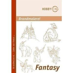 Hobbyring Houtbranden voorbeelden Fantasy
