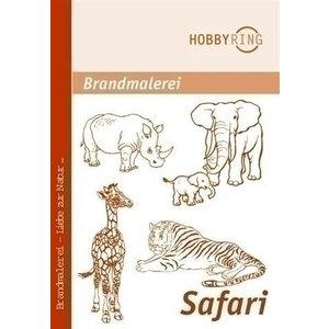 Hobbyring Houtbranden voorbeelden Safari