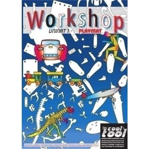 The Cool Tool The Cool Tool Workshop boek VS1603