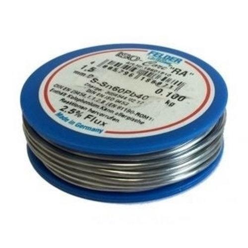Soldeerdraad 1,5 mm 250 gram