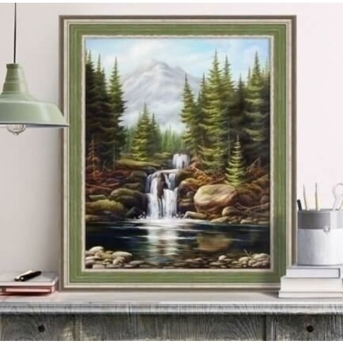 Artibalta Diamond Painting Pakket Waterval AZ-1685