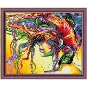 Artibalta Diamond Painting pakket Wind Colours AZ-1598