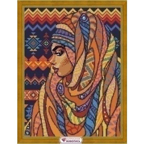 Artibalta Diamond Painting Beauty from Togo AZ-1591