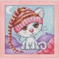 Artibalta Diamond Painting Dreaming Cat AZ-1571