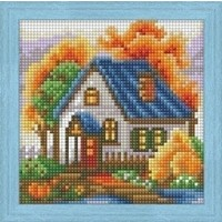 Artibalta Diamond Painting Autumn House AZ-1565