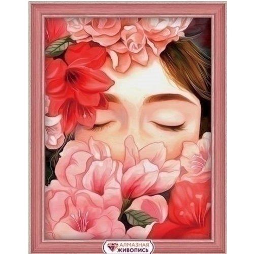 Artibalta Artibalta Diamond Painting Flower Dreams AZ-1562