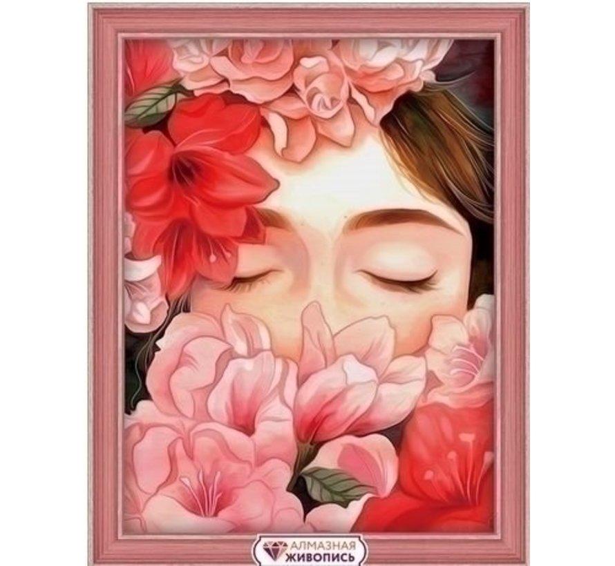 Artibalta Diamond Painting Flower Dreams AZ-1562