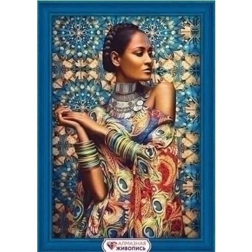 Artibalta Artibalta Diamond Painting Beautiful Iara AZ-1553