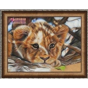 Artibalta Diamond Painting Little Lion AZ-1524