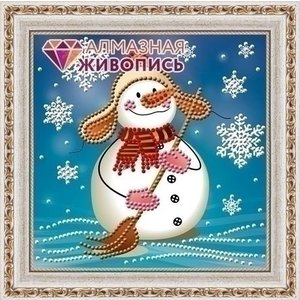 Artibalta Artibalta Diamond Painting Snowman AZ-3012