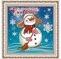 Artibalta Diamond Painting Snowman AZ-3012