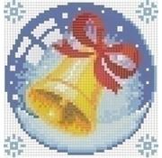Artibalta Artibalta Diamond painting kit Bells AZ-1257