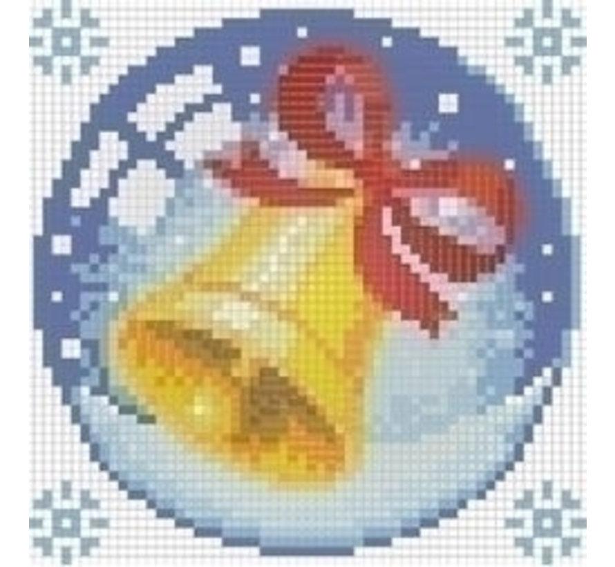 Artibalta Diamond painting kit Bells AZ-1257