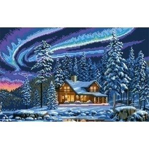 Artibalta Diamond painting Winter AZ-1040