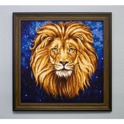 Wizardi Wizardi Diamond Painting Constellation Leo WD067