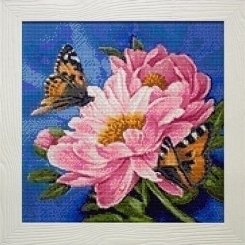 Collection D Art CDA Diamond Painting Flower Sap DE583