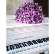Collection D Art Diamond Painting Roses on a Piano DE5815