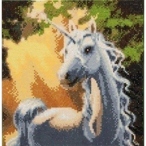 Crystal Art Crystal Art Sunshine Unicorn CAK-A34