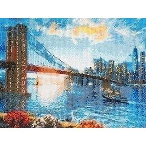 Crystal Art Crystal Art Diamond Painting New York CAK-A31