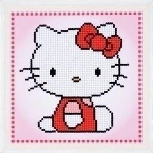 Vervaco Vervaco Diamond Painting Hello Kitty 0175280
