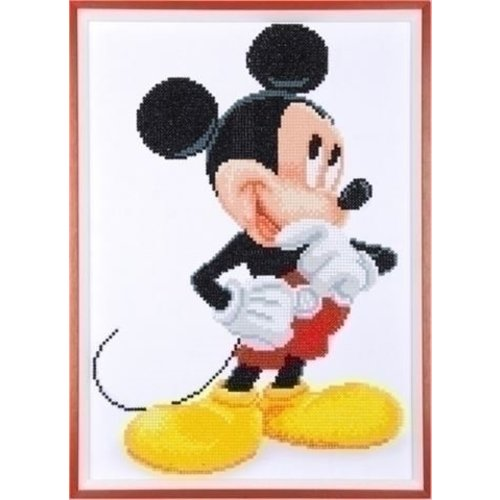 Vervaco Vervaco Diamond Painting Mickey Mouse 0173564