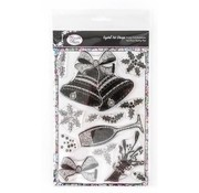 Crystal Art Crystal Art Stamps Simply Celebration CCST6